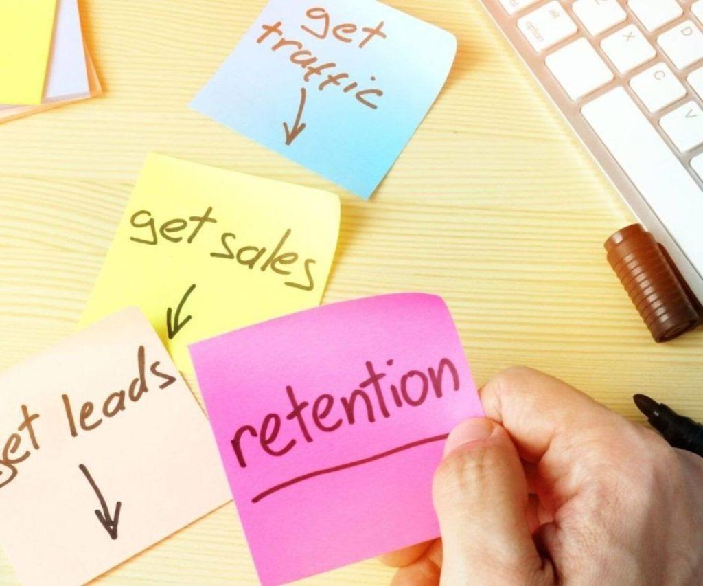 Customer Retention Efficient Workflow