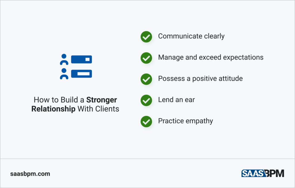 How to Build a Stronger Relationship With Clients