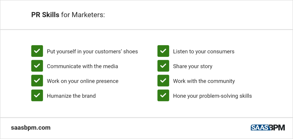 PR Skills for Marketers